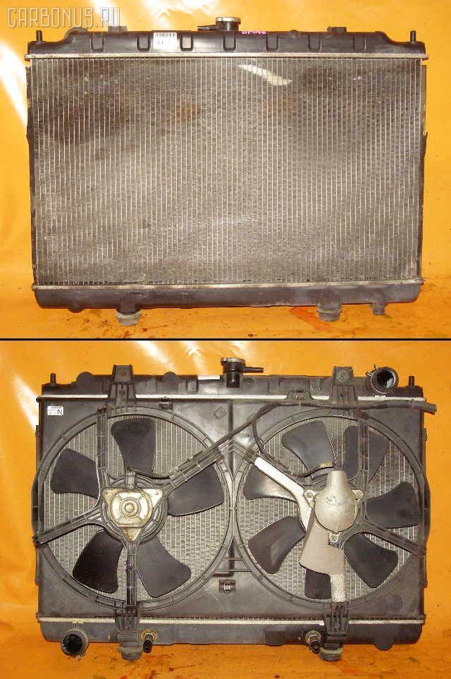 Радиатор ДВС NISSAN AVENIR PNW11 SR20DE. Фото 2