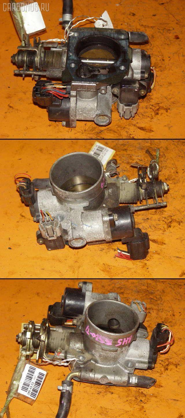 Дроссельная заслонка SUBARU LEGACY WAGON BH5 EJ20-TT. Фото 1
