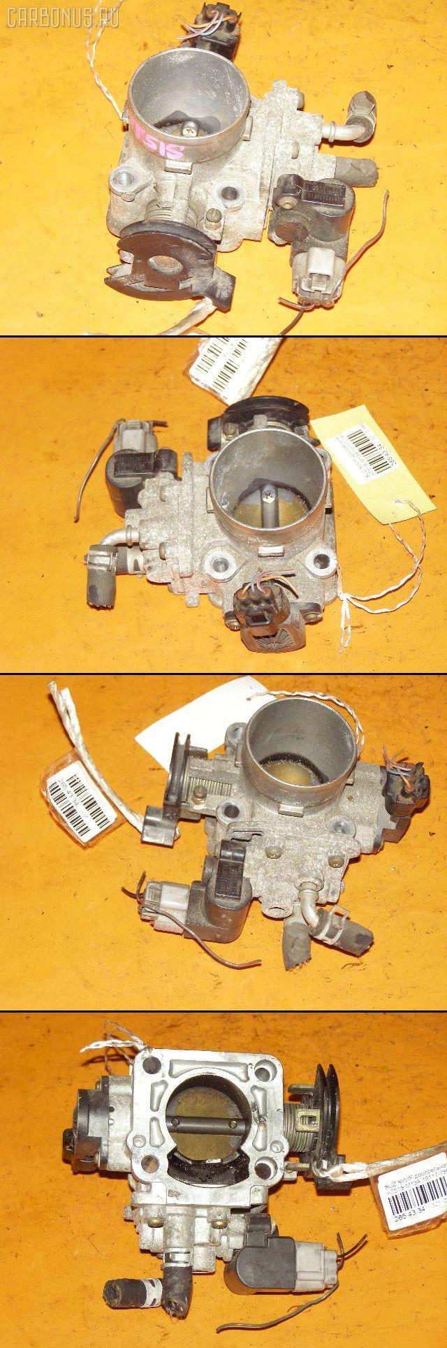 Дроссельная заслонка SUZUKI SWIFT HT51S M13A. Фото 1