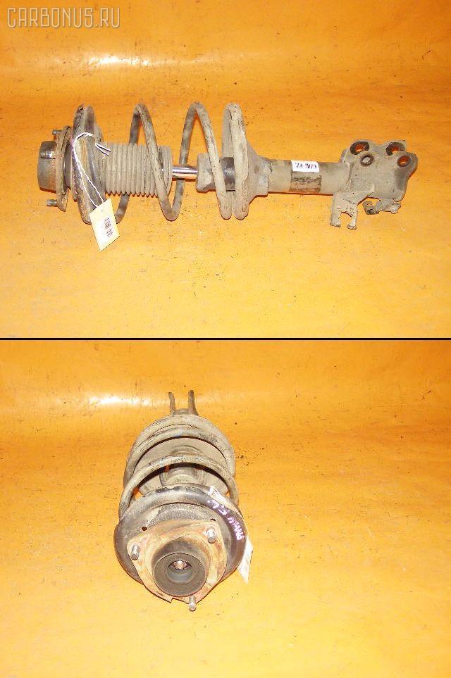 Стойка амортизатора NISSAN AVENIR PNW11 SR20DE. Фото 1