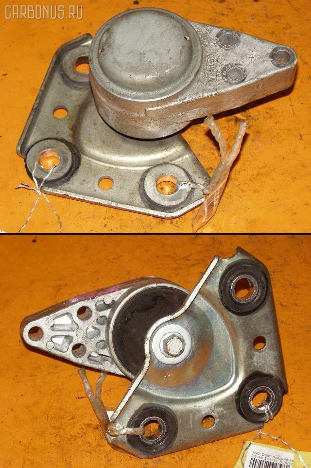 Подушка двигателя MAZDA DEMIO DY3W ZJ-VE. Фото 5