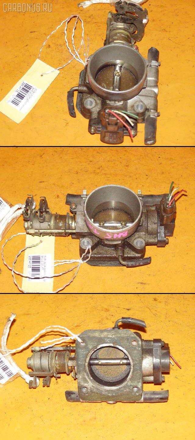 Дроссельная заслонка SUBARU LEGACY WAGON BH5 EJ20-TT. Фото 2