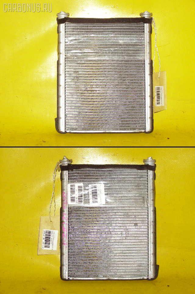 Радиатор печки TOYOTA COROLLA NZE121 1NZ-FE. Фото 3