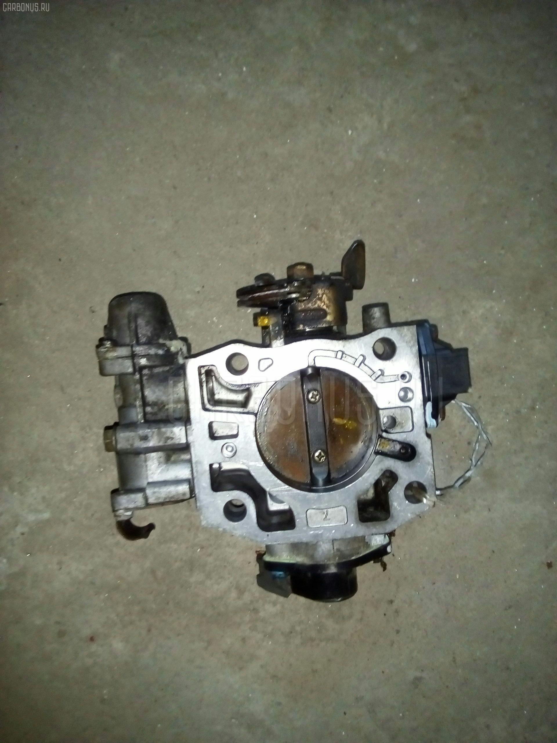 Дроссельная заслонка HONDA STEPWGN RF2 B20B Фото 1