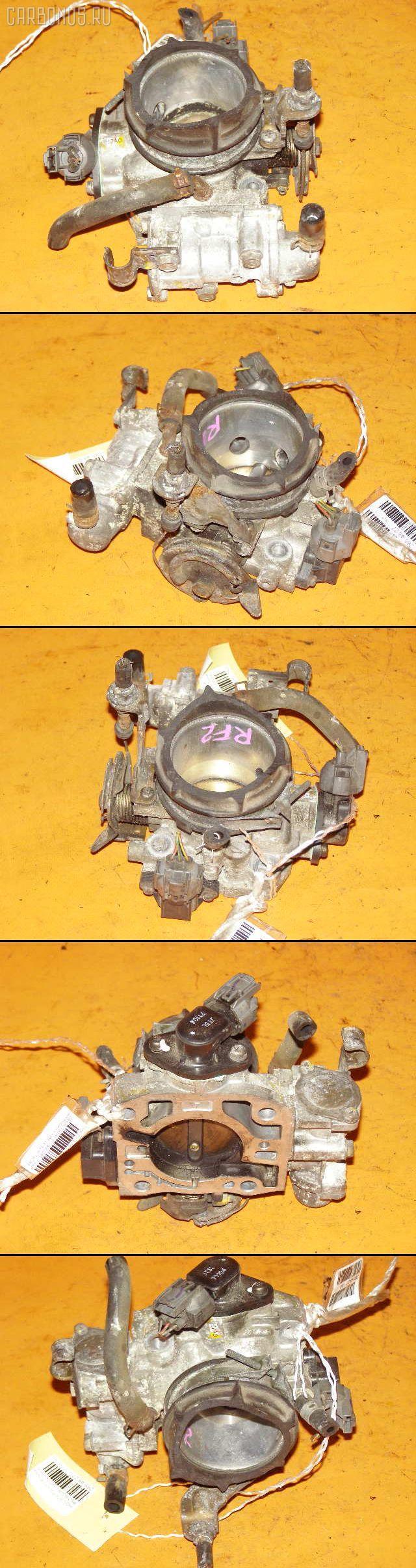 Дроссельная заслонка HONDA STEPWGN RF2 B20B. Фото 5