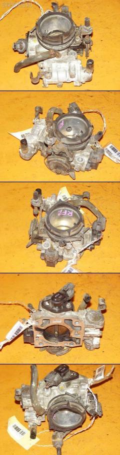 Дроссельная заслонка HONDA STEPWGN RF2 B20B Фото 7
