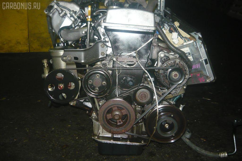 Двигатель TOYOTA SPRINTER CARIB AE115G 7A-FE. Фото 8