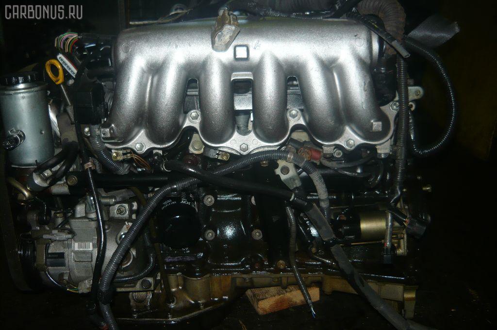 Двигатель TOYOTA MARK II JZX100 1JZ-GE. Фото 1