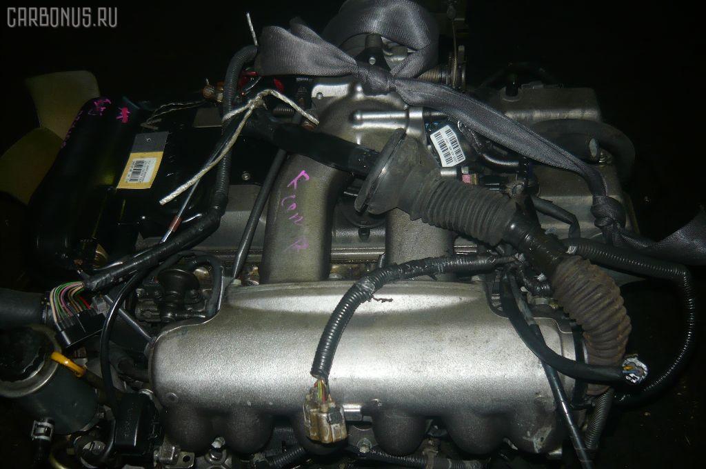 Двигатель TOYOTA MARK II JZX100 1JZ-GE. Фото 2