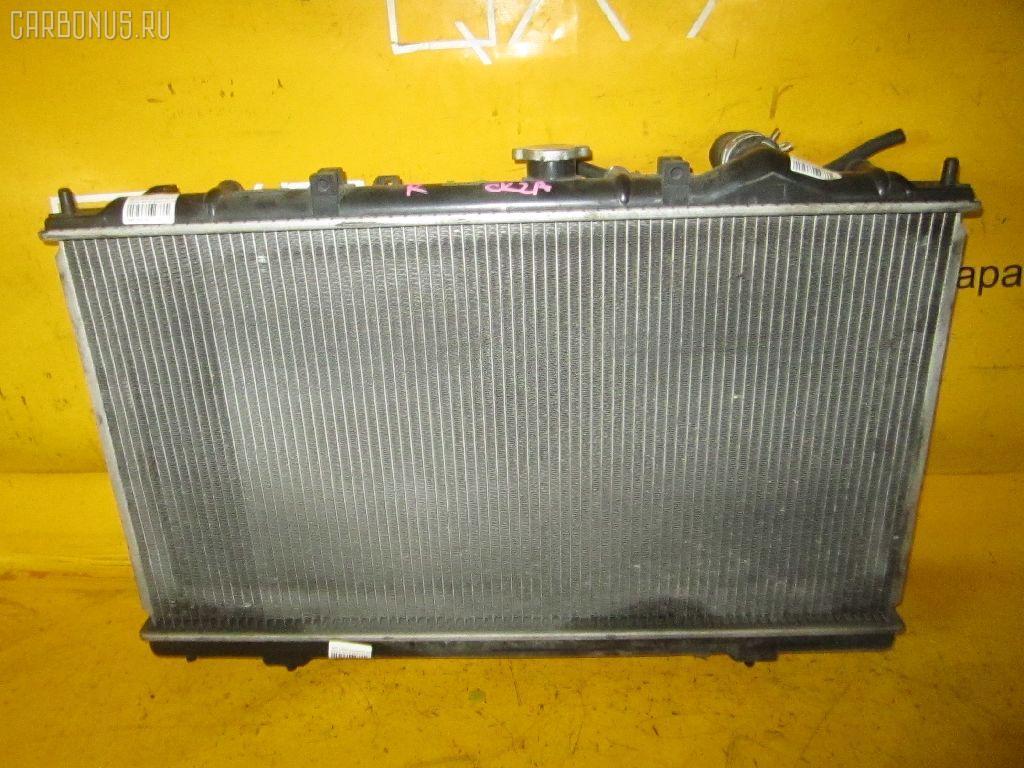Радиатор ДВС MITSUBISHI LANCER CK2A 4G15. Фото 1