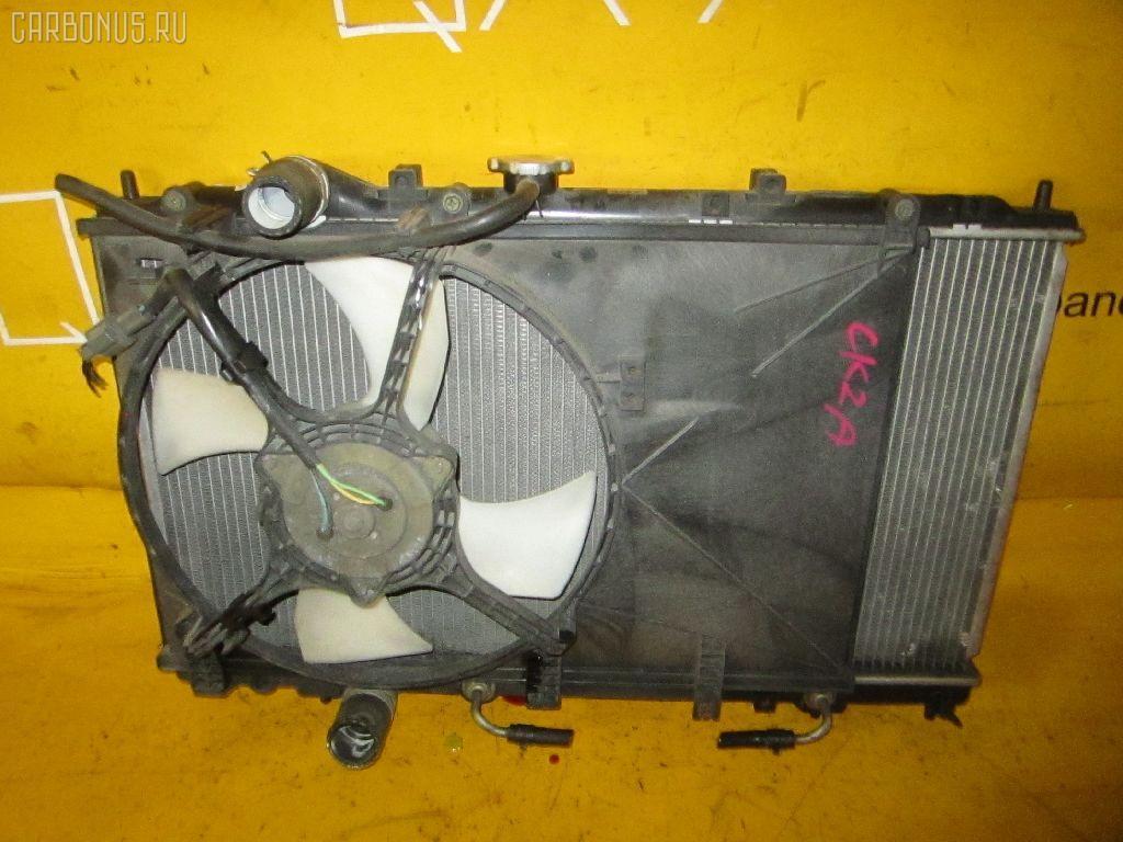 Радиатор ДВС MITSUBISHI LANCER CK2A 4G15. Фото 2