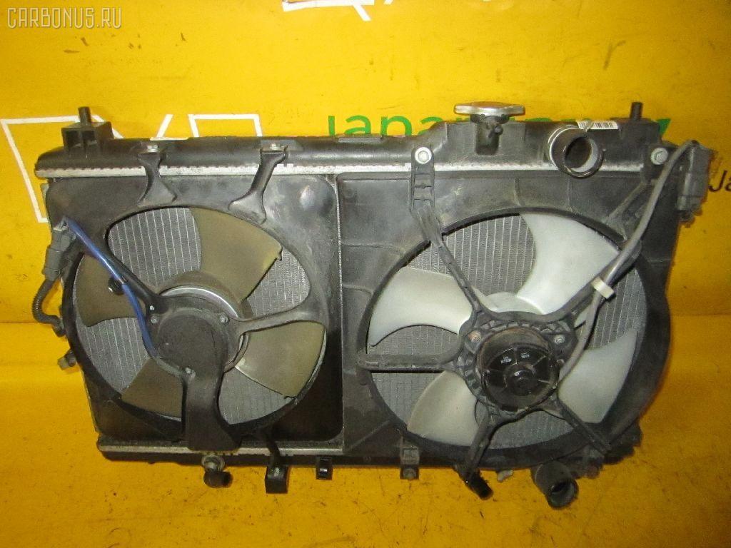 Радиатор ДВС HONDA ORTHIA EL2 B20B. Фото 2
