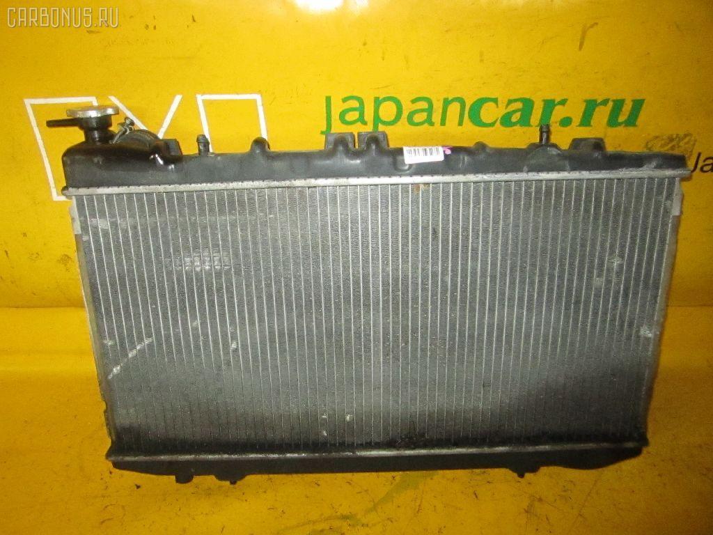 Радиатор ДВС NISSAN PULSAR FNN15 GA15DE. Фото 1