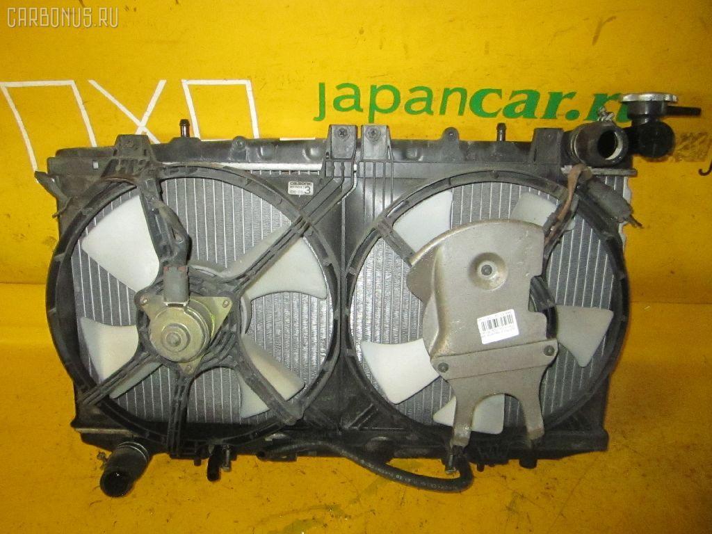 Радиатор ДВС NISSAN PULSAR FNN15 GA15DE. Фото 2