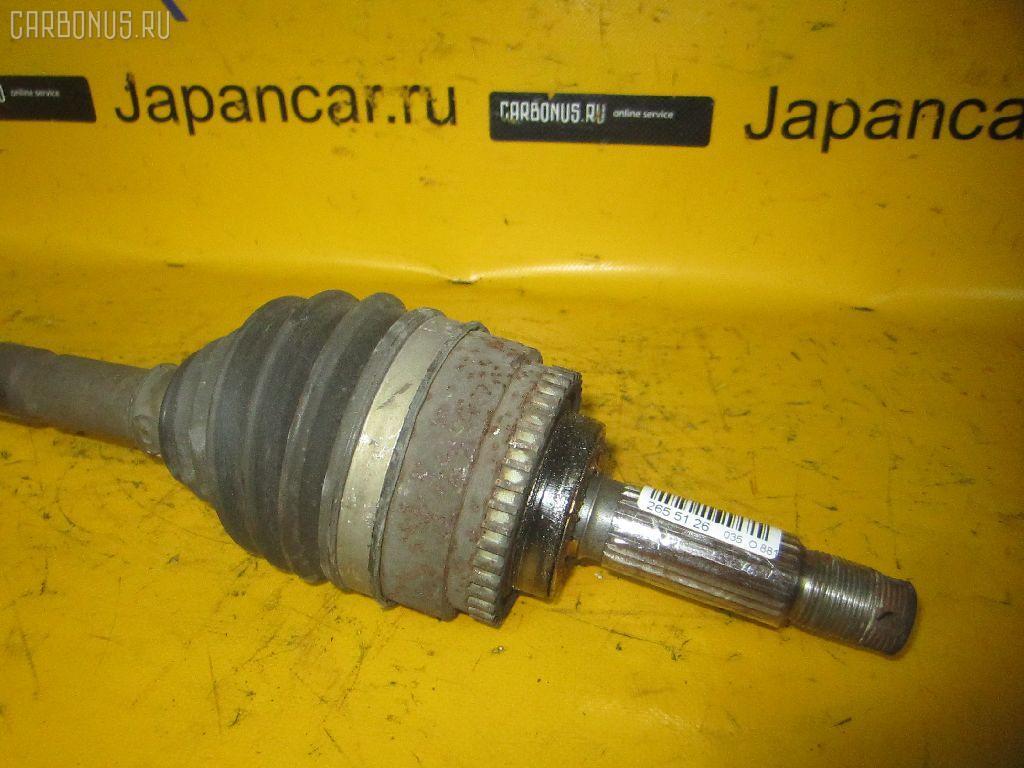 Привод MITSUBISHI LANCER CK2A 4G15. Фото 1