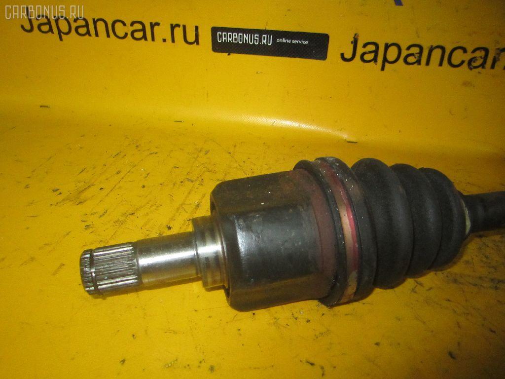 Привод MITSUBISHI LANCER CK2A 4G15. Фото 2