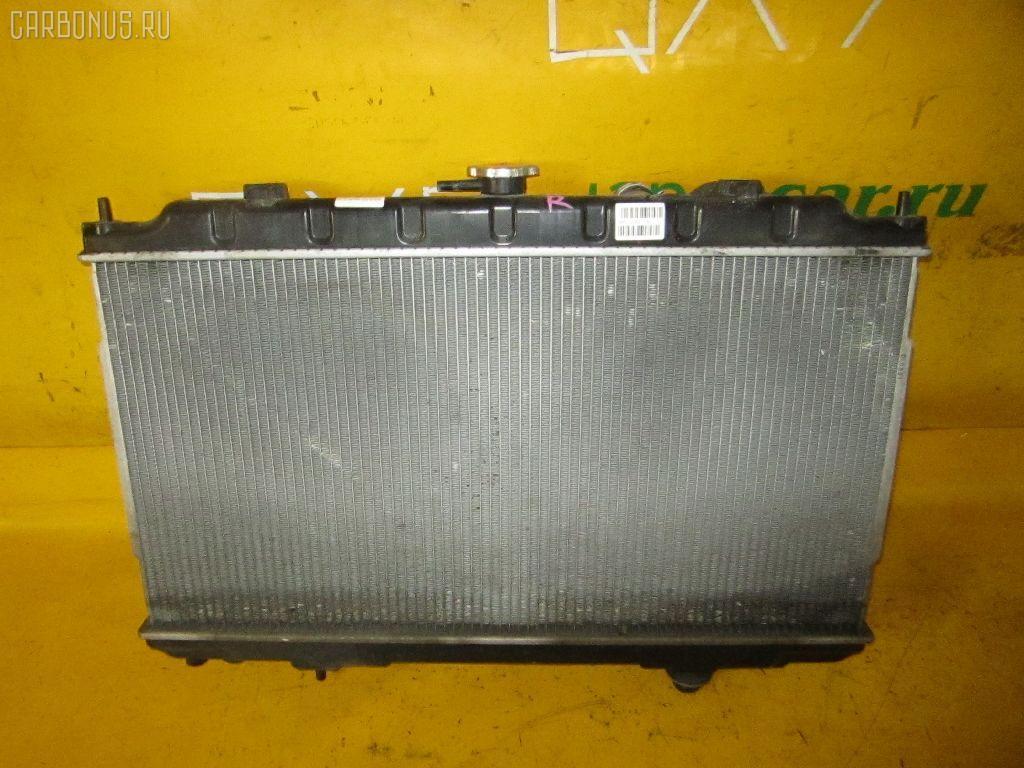 Радиатор ДВС NISSAN SUNNY FNB15 QG15DE. Фото 1