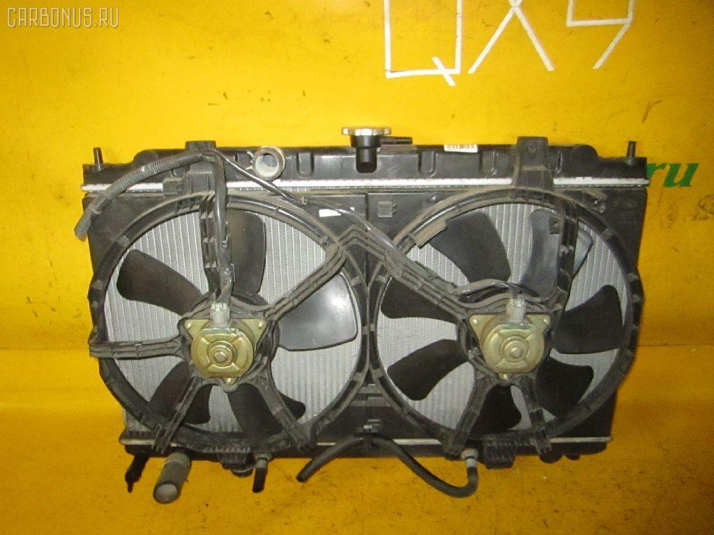 Радиатор ДВС NISSAN SUNNY FNB15 QG15DE. Фото 2