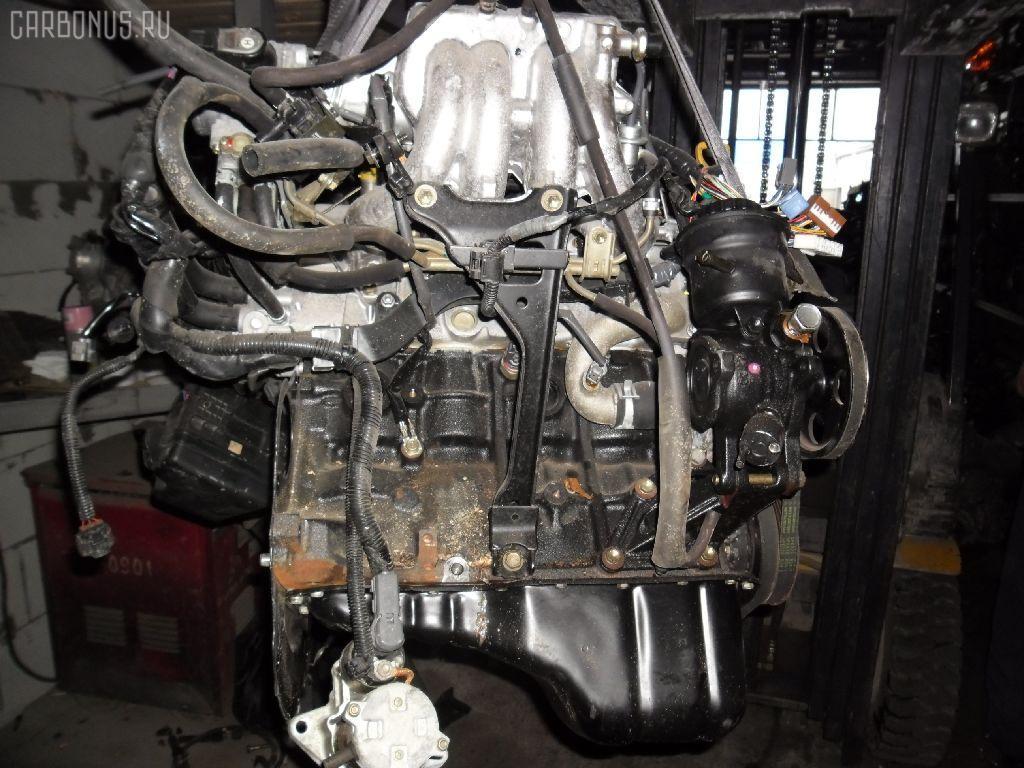 Двигатель TOYOTA CARINA AT192 5A-FE. Фото 2