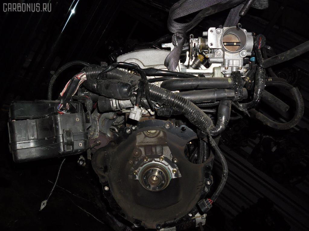 Двигатель TOYOTA CARINA AT192 5A-FE. Фото 4