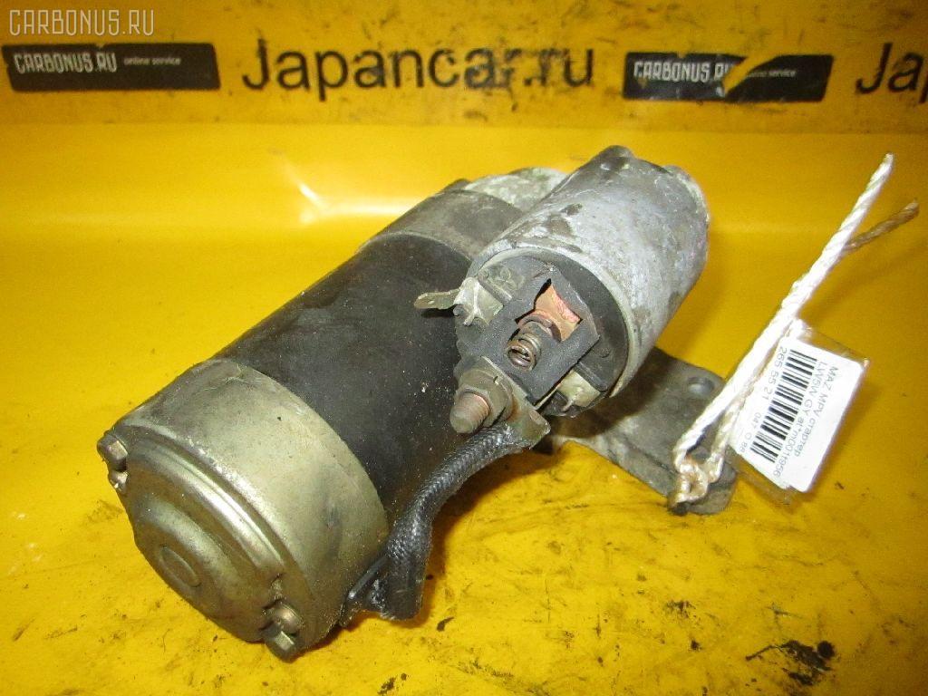 Стартер MAZDA MPV LW5W GY. Фото 8