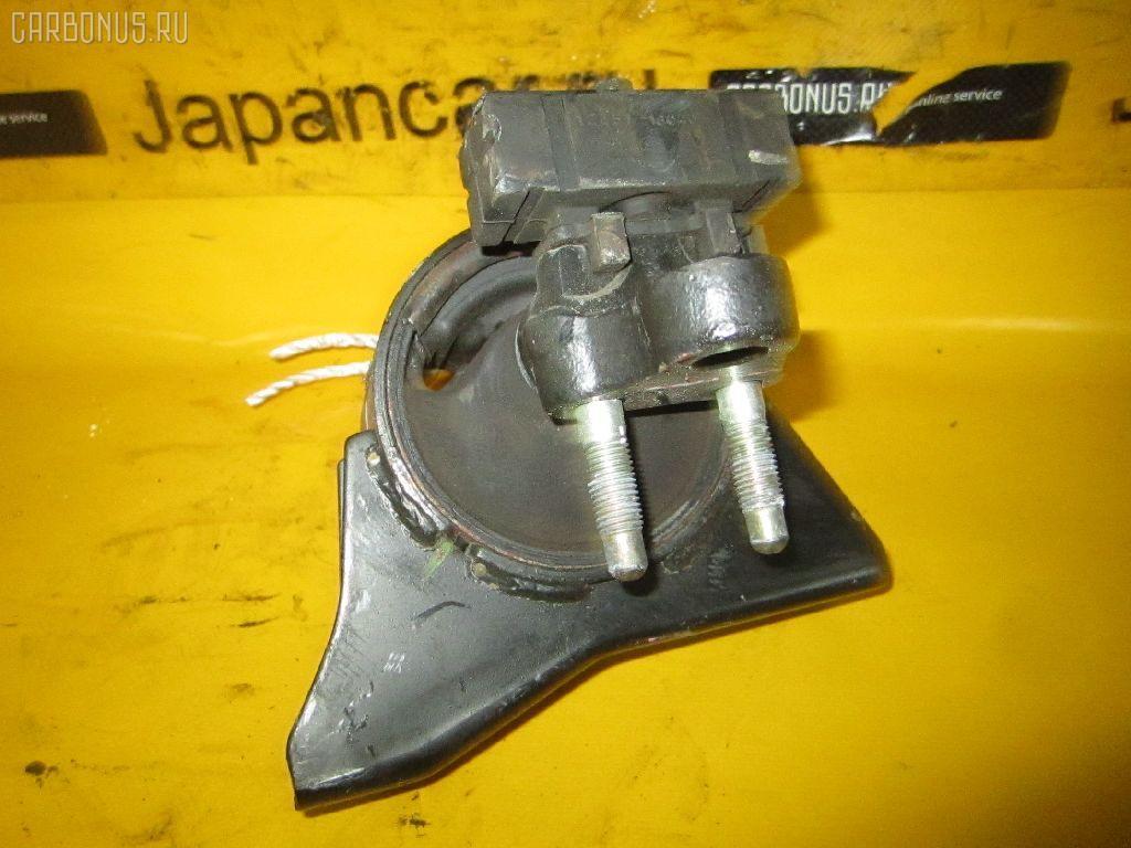 Подушка двигателя TOYOTA CALDINA AT191G 7A-FE. Фото 10