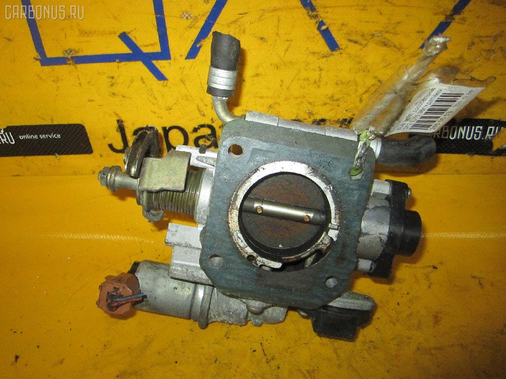 Дроссельная заслонка SUBARU IMPREZA WAGON GF2 EJ15. Фото 2