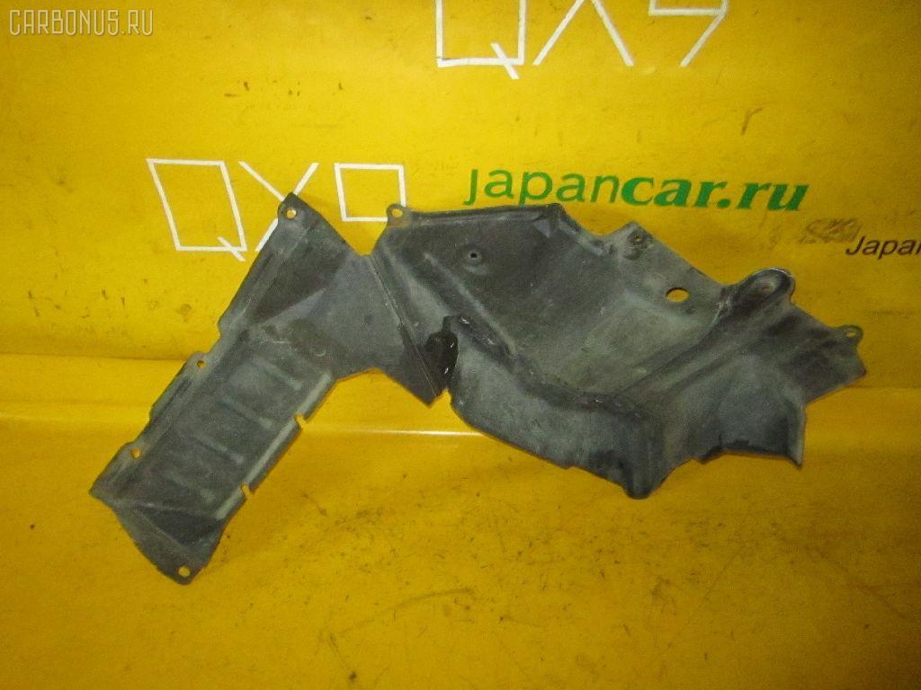 Защита двигателя NISSAN SUNNY FNB15 QG15DE. Фото 1