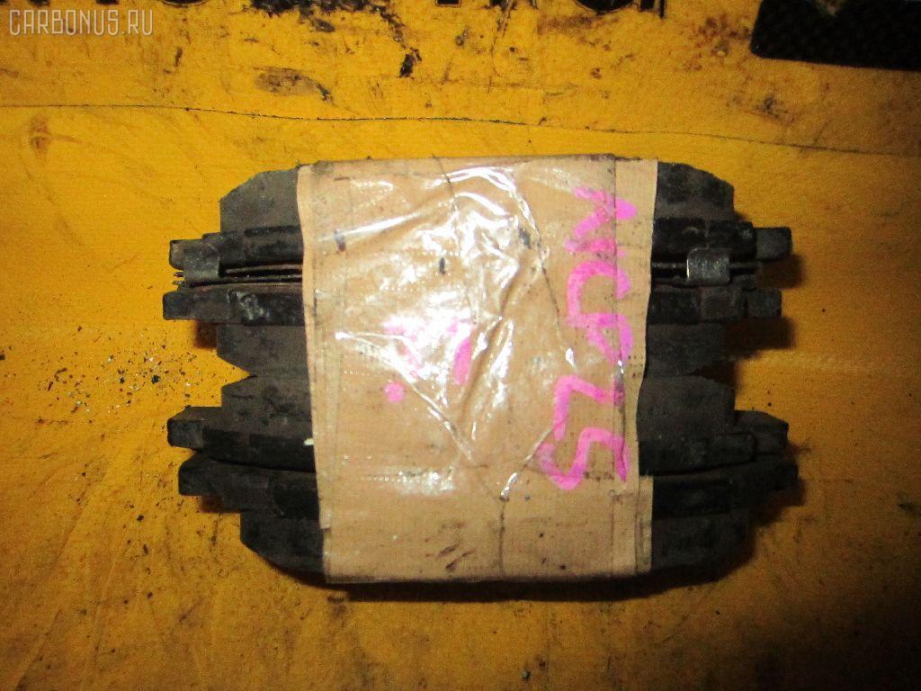 Тормозные колодки TOYOTA FUNCARGO NCP25 1NZ-FE. Фото 1