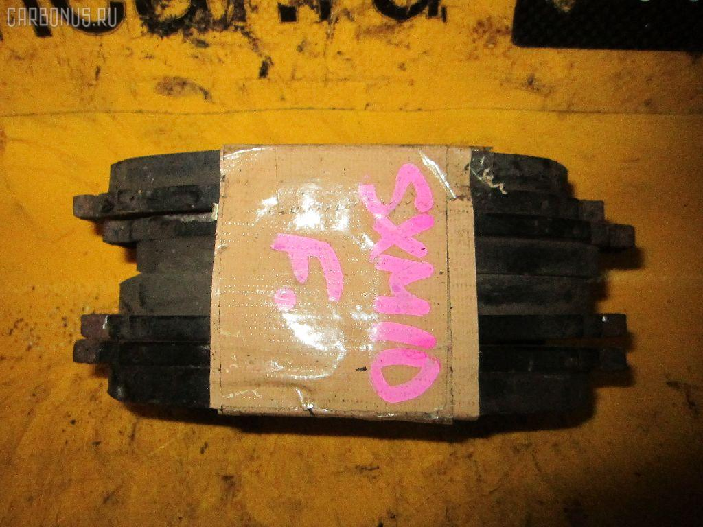 Тормозные колодки TOYOTA GAIA SXM10G 3S-FE. Фото 3