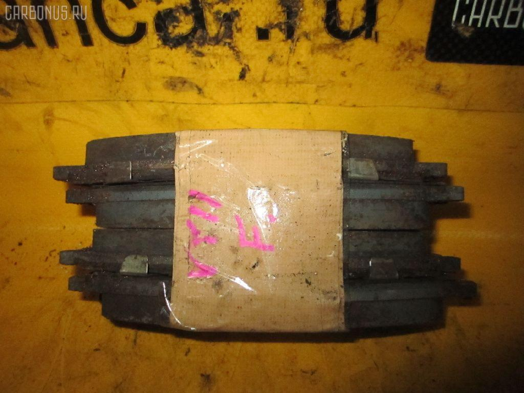 Тормозные колодки NISSAN AD VAN VY11 QG13DE. Фото 5