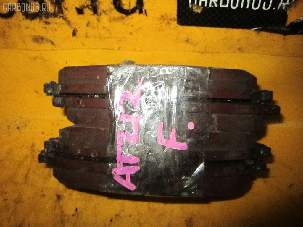 Тормозные колодки TOYOTA CARINA AT212 5A-FE. Фото 1