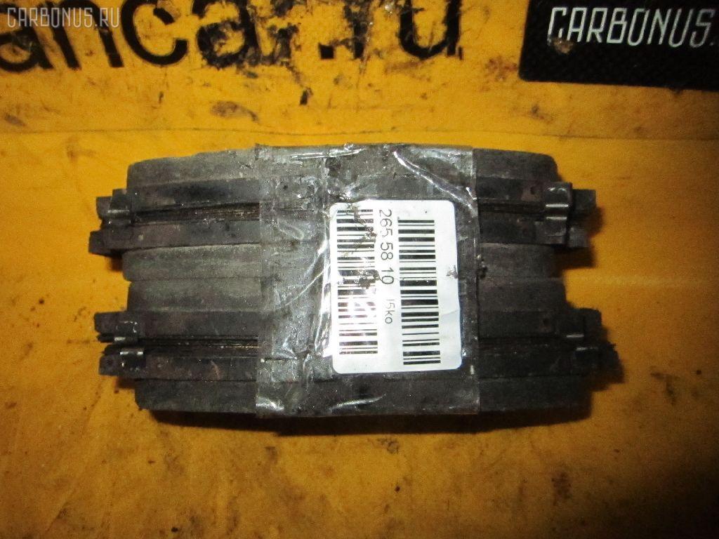 Тормозные колодки TOYOTA PROGRES JCG10 1JZ-FSE. Фото 6