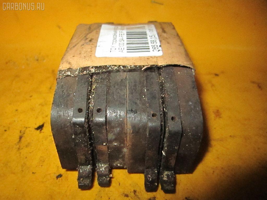 Тормозные колодки TOYOTA AE100 5A-FE. Фото 3