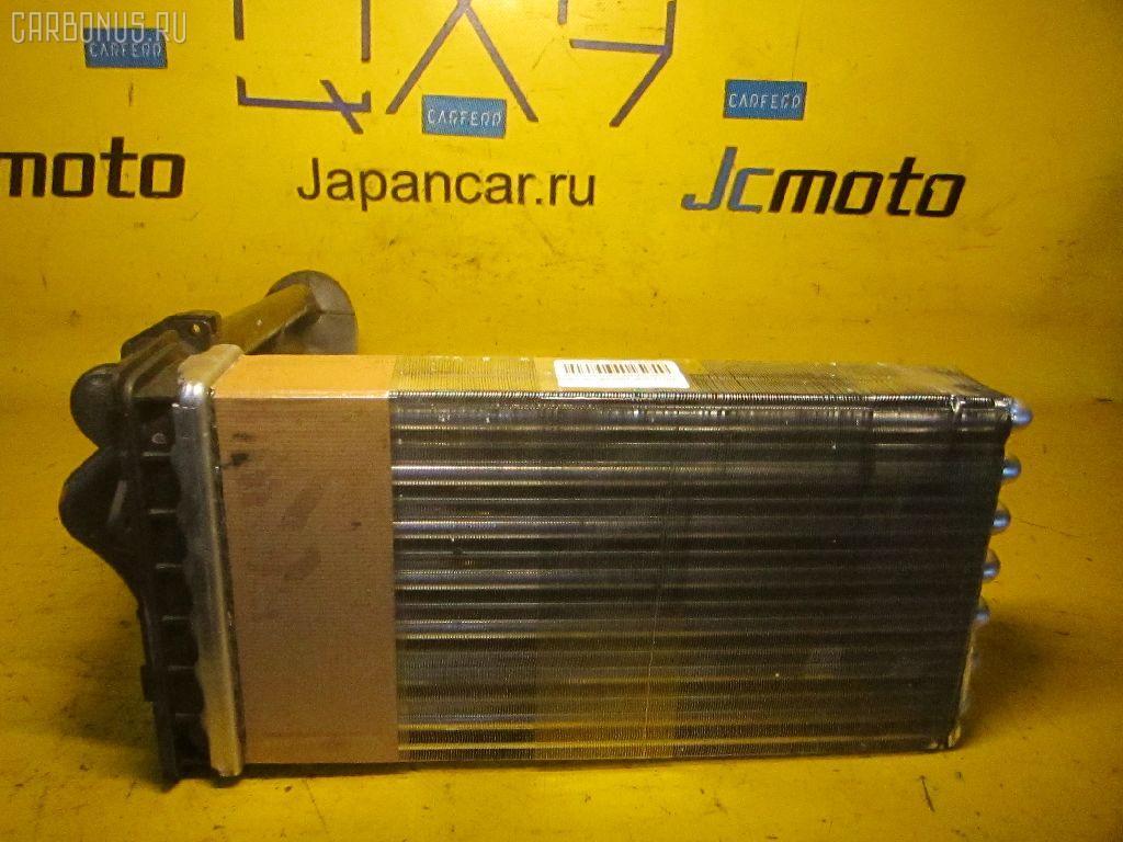 Радиатор печки PEUGEOT 206 2AKFW KFW-TU3JP Фото 2
