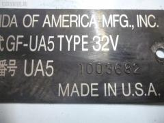 Стеклоподъемный механизм Honda Saber UA5 Фото 2