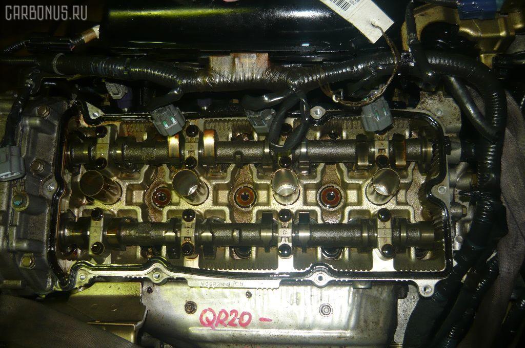 Двигатель NISSAN LIBERTY RNM12 QR20DE. Фото 1
