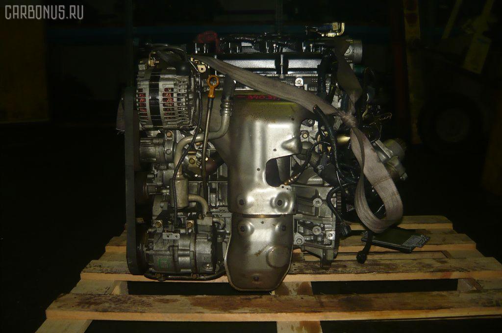 Двигатель NISSAN LIBERTY RNM12 QR20DE. Фото 7