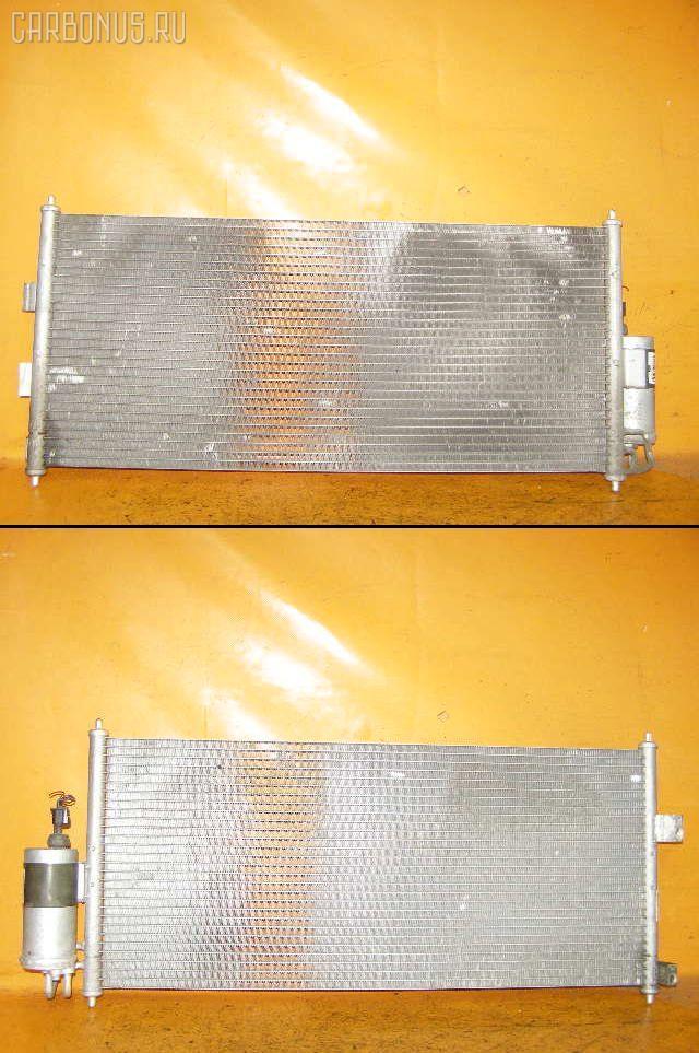 Радиатор кондиционера NISSAN BLUEBIRD SYLPHY TG10 QR20DD. Фото 3
