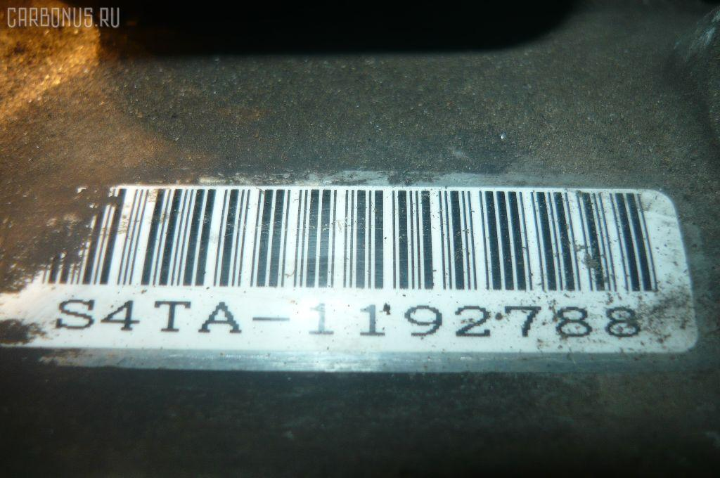 КПП автоматическая HONDA S-MX RH2 B20B. Фото 6