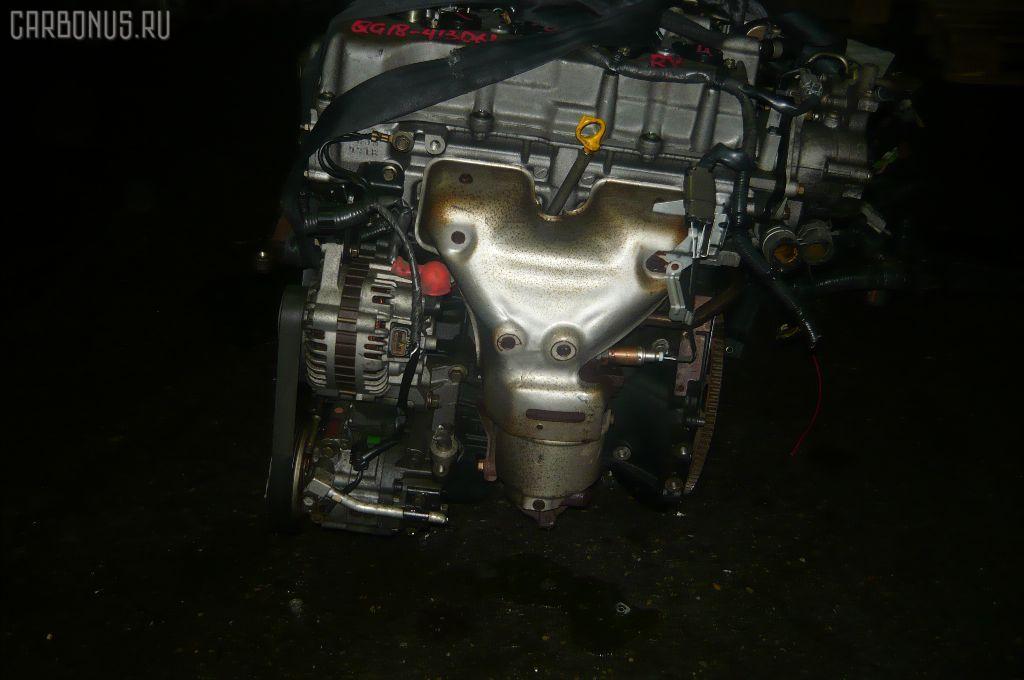 Двигатель NISSAN SUNNY QB15 QG18DD. Фото 9