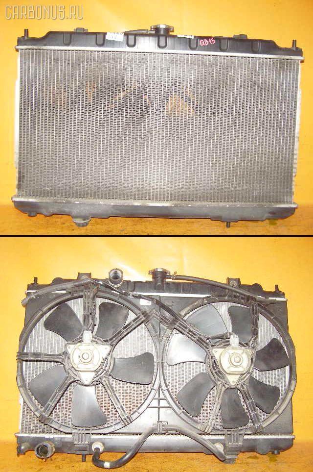 Радиатор ДВС NISSAN SUNNY QB15 QG18DD. Фото 9
