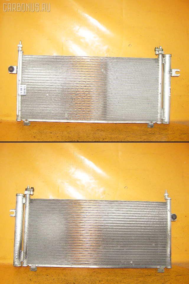 Радиатор кондиционера NISSAN CUBE ANZ10 CGA3DE. Фото 4