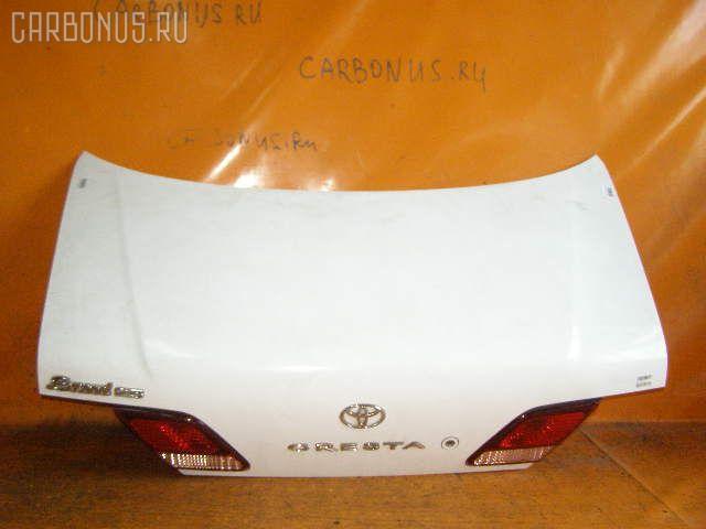 Крышка багажника TOYOTA CRESTA JZX100. Фото 1