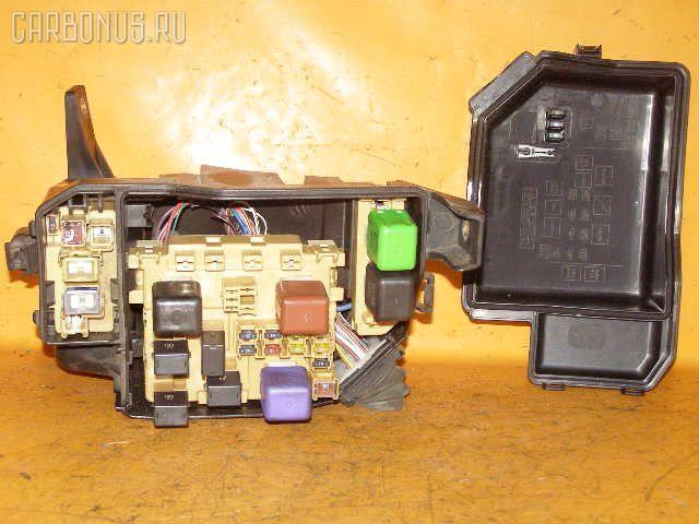 Блок предохранителей TOYOTA CHASER JZX100 1JZ-GE. Фото 4