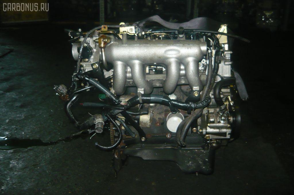 Двигатель NISSAN SUNNY FB15 QG15DE. Фото 9