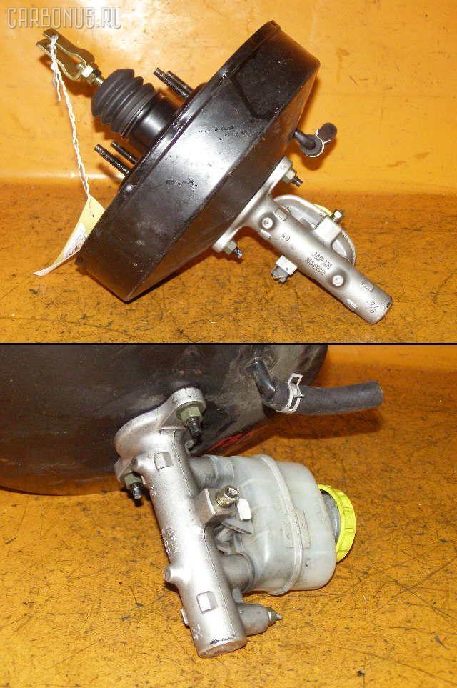 Главный тормозной цилиндр NISSAN SUNNY FB15 QG15DE. Фото 6