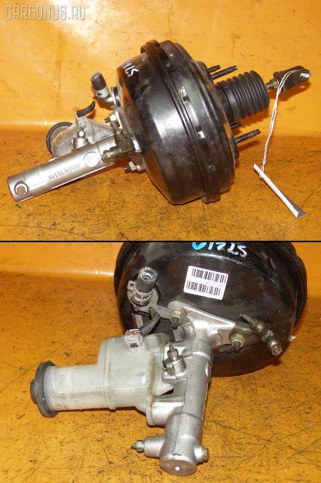Главный тормозной цилиндр TOYOTA CALDINA ST210G 3S-FE. Фото 5