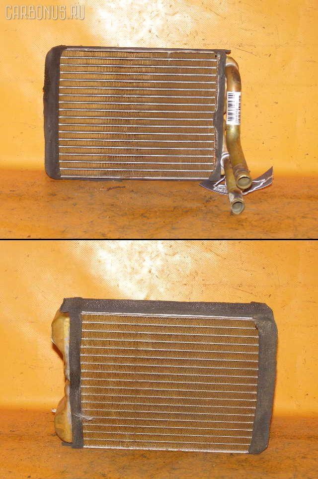 Радиатор печки MITSUBISHI PAJERO V45W 6G74. Фото 1