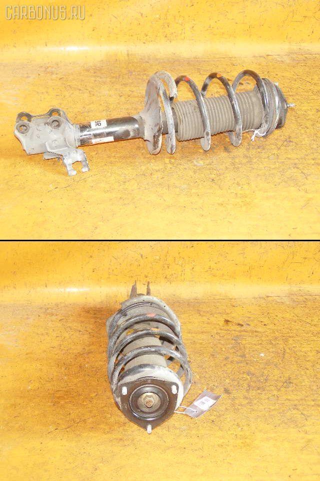 Стойка амортизатора NISSAN WINGROAD WRY11 QR20DE. Фото 1